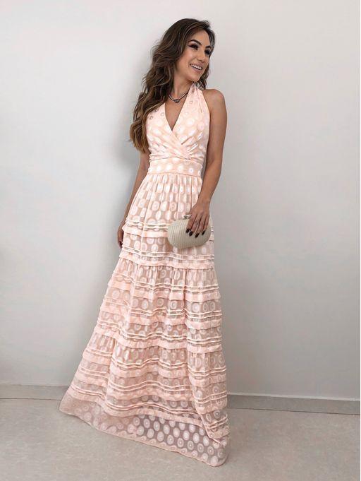 06ed3397c Vestido Longo Carmem | alexa | Dresses, Formal dresses e Outfits