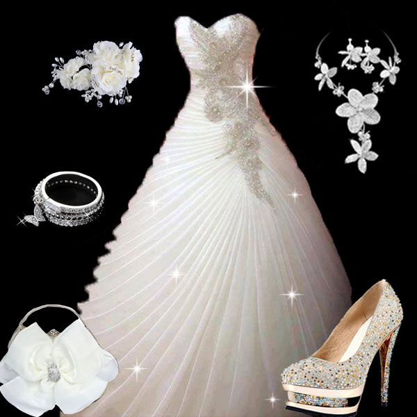 Is This Your Dreaming Wedding Dress Find More
