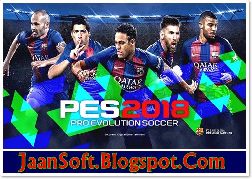 Pro Evolution Soccer 2018 Pc Game Download Full Version Best Free