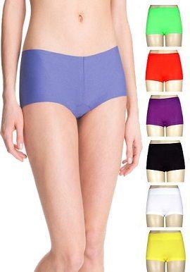 54f9c78dc97f Snazzyway Panties-Set Of Six Luxury Boyshorts | Wholesale Panties ...