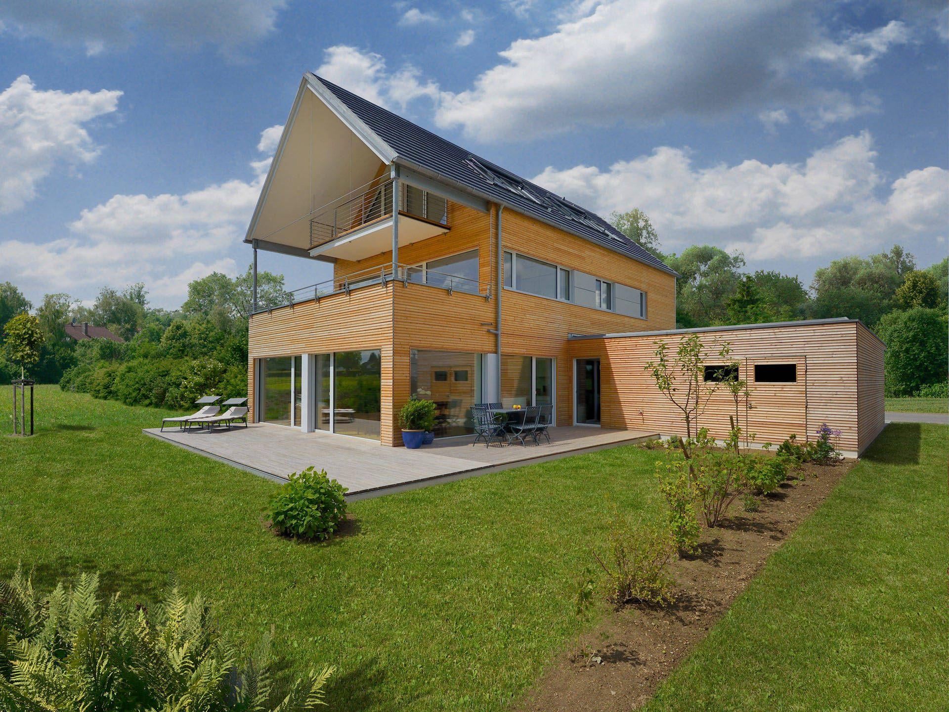 Mehrfamilienhaus rstling von Baufritz • Ökologisches Holzhaus mit ...