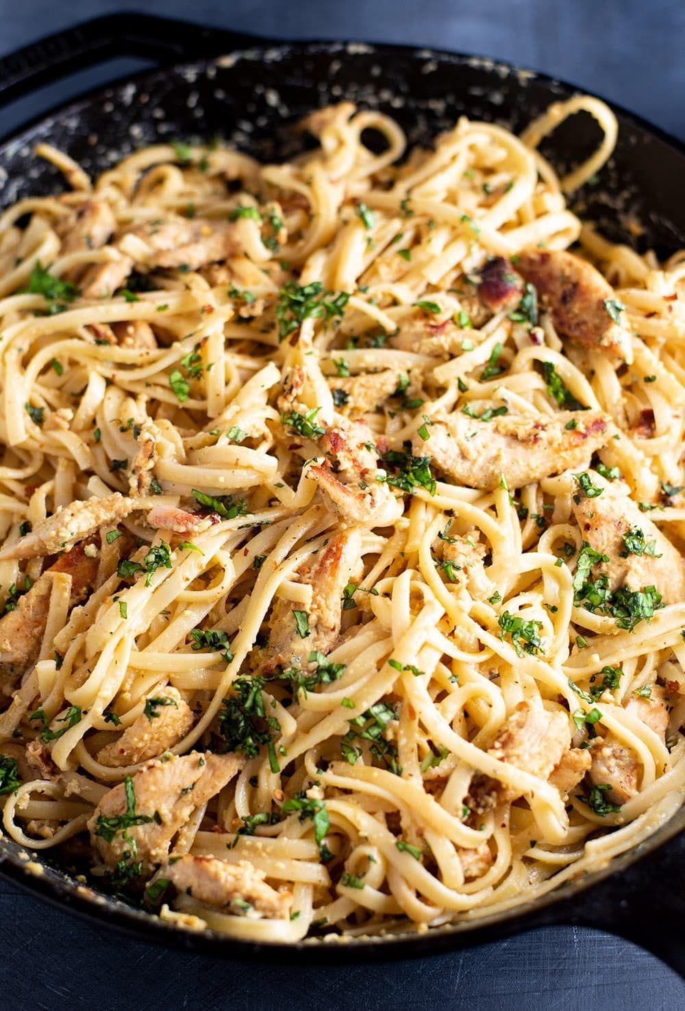 Pin On Chicken Carbenara Recipe