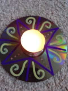 Flame: Creative Children's Ministry: Light of the World CD craft