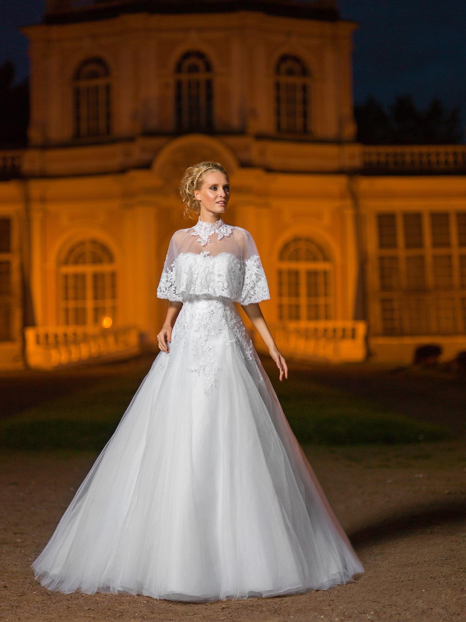 a2e01f7ecd8 Свадебное платье x Zotik SP1-3971 ▷ Свадебный Торговый Центр Вега в Москве