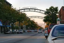 short north Columbus OH. --Donald G. Dunn