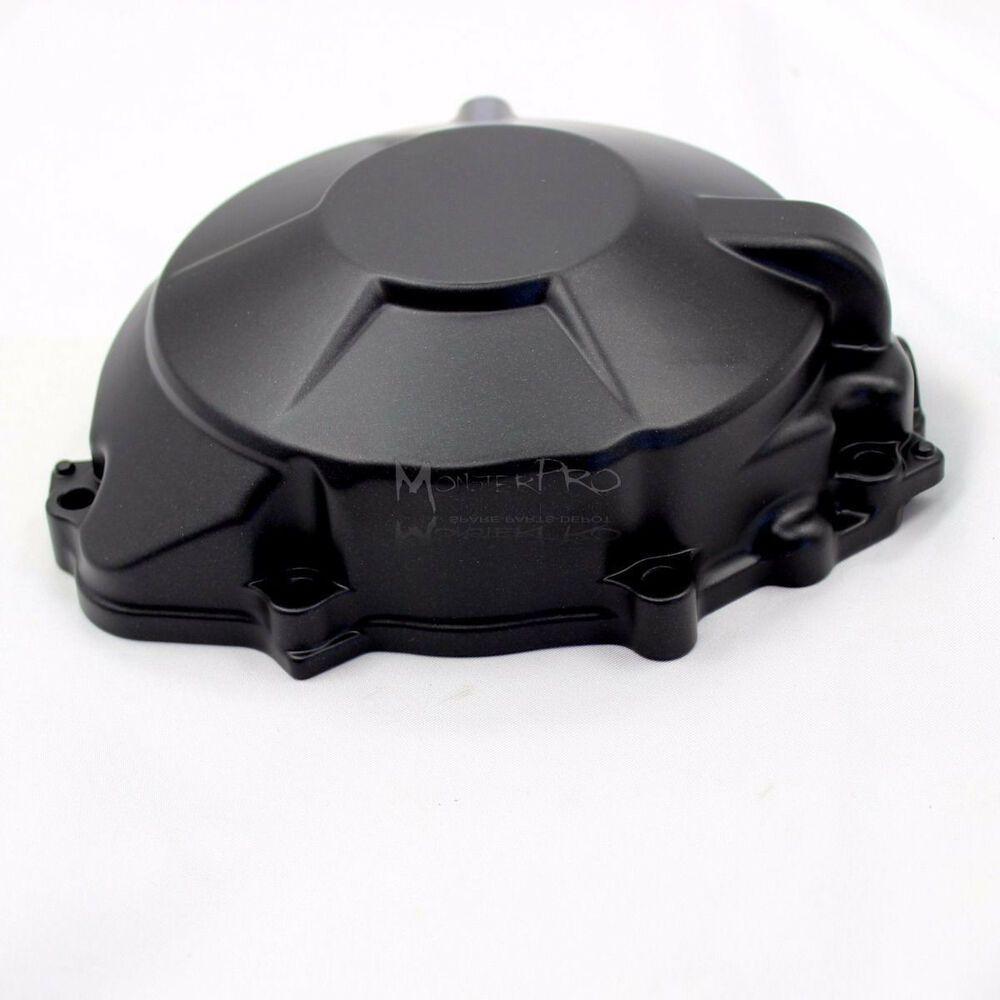 Advertisement Ebay Aluminum Stator Black Engine Left Cover For