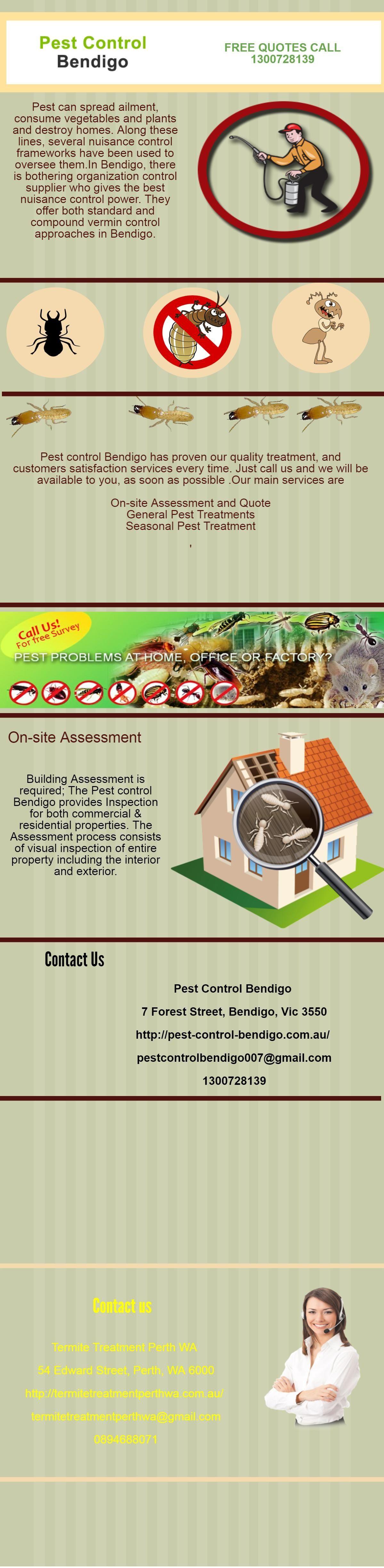 Do you need Best Pest Inspection Bendigo at very