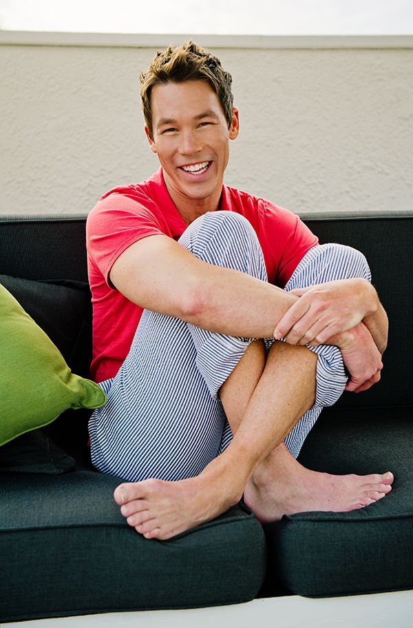 David Bromstad Hgtv Design Star Winner Host David