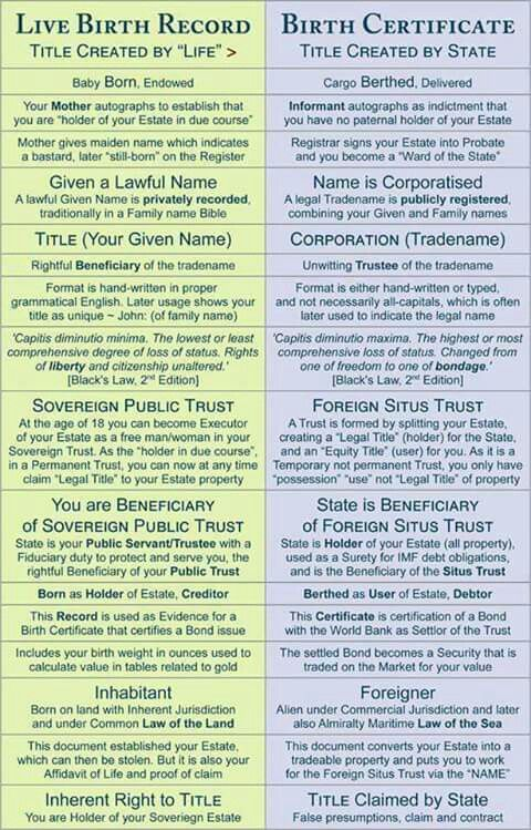 Pin By Hoodwitch Luna B On Legallaw Pinterest Birth Certificate