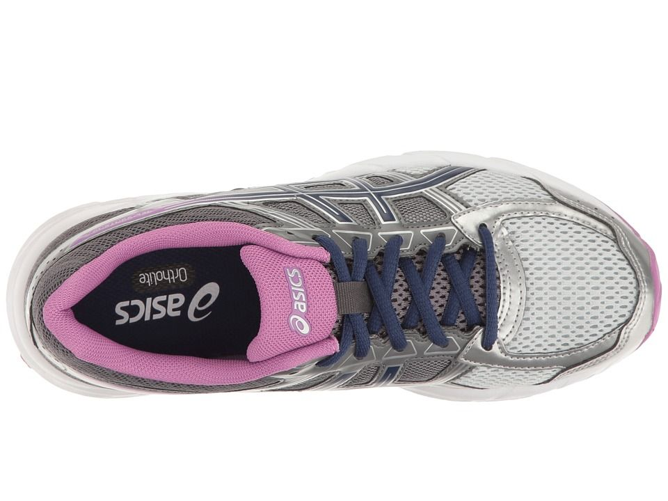 2983fcd8cb5f ... ASICS GEL-Contend 4 Womens Running Shoes SilverCampanulaCarbon  attractive price a189d cdc4a ...