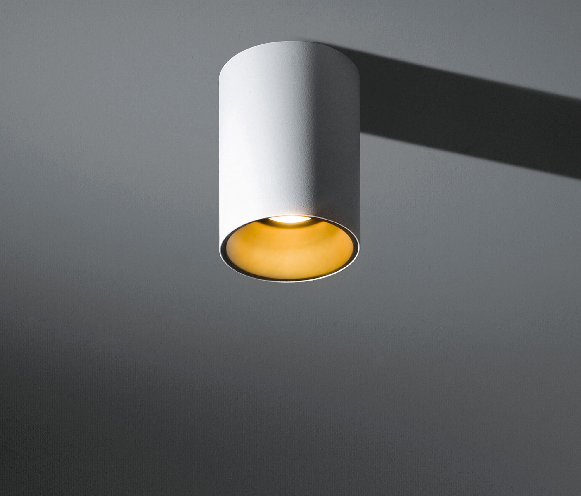 Lotis tubed surface GU10 by Modular Lighting Instruments | Ceiling ...