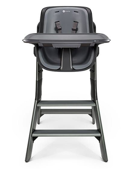 The 4moms High Chair Makes Meal Time Less Stressful Magnetic Latches Make It Easy To Attach The Tray While The Magnetic Tray High Chair Baby High Chair Chair