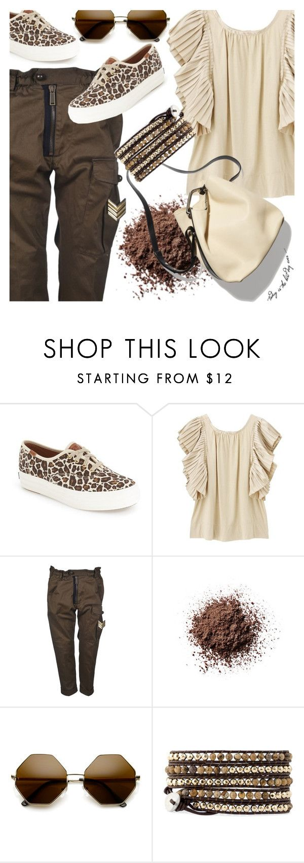 """""""Stay,Summer!"""" by cilita-d ❤ liked on Polyvore featuring Keds, Zhor & Néma, Dsquared2, 3.1 Phillip Lim and ZeroUV"""