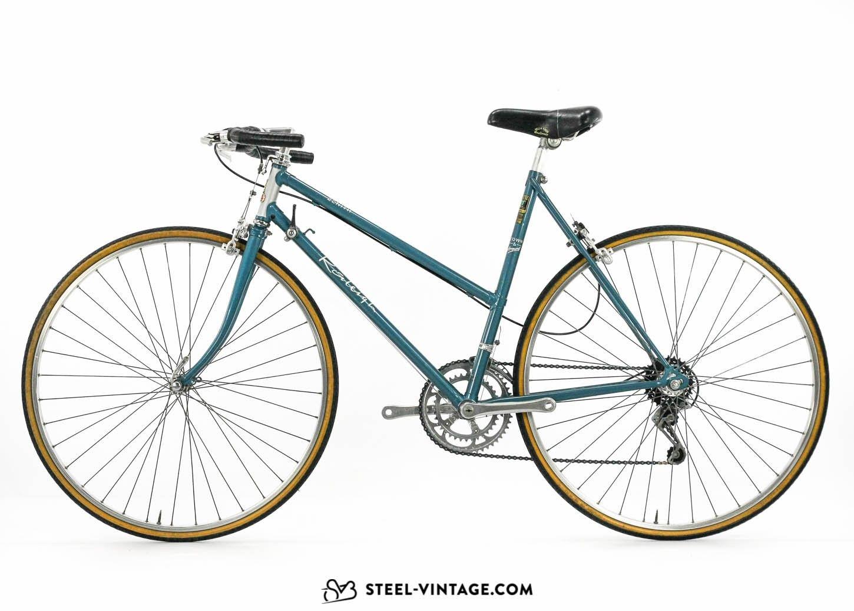Steel Vintage Bikes Raleigh Zenith Classic Ladies Eroica Bike 1980s Raleigh Bicycle Bike Raleigh Bikes