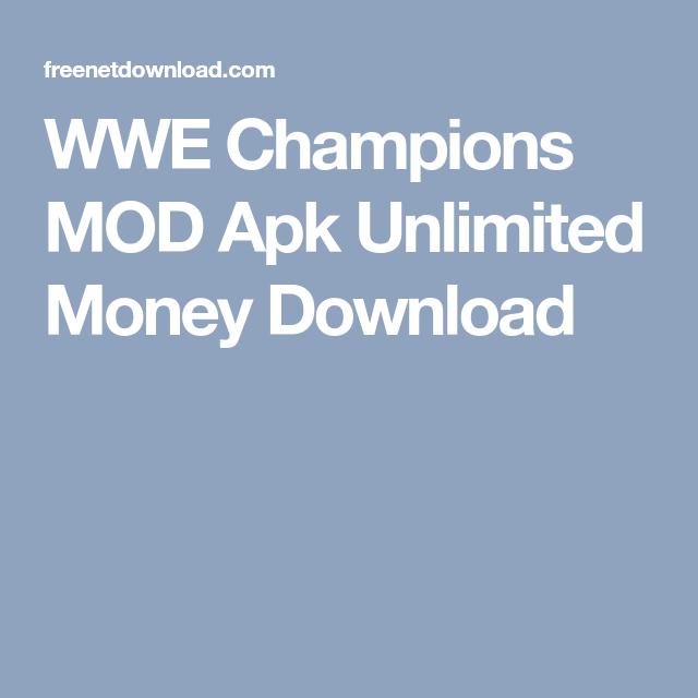 WWE Champions MOD Apk Unlimited Money Download | Anupam | Wwe