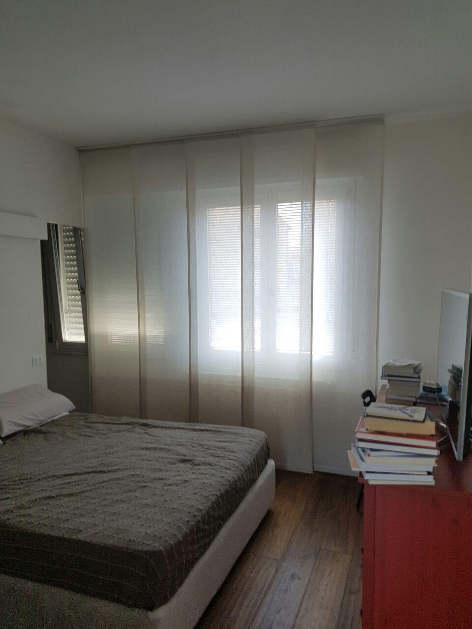 tende a pannelli per camera da letto | Tende da Interni, Serramenti ...
