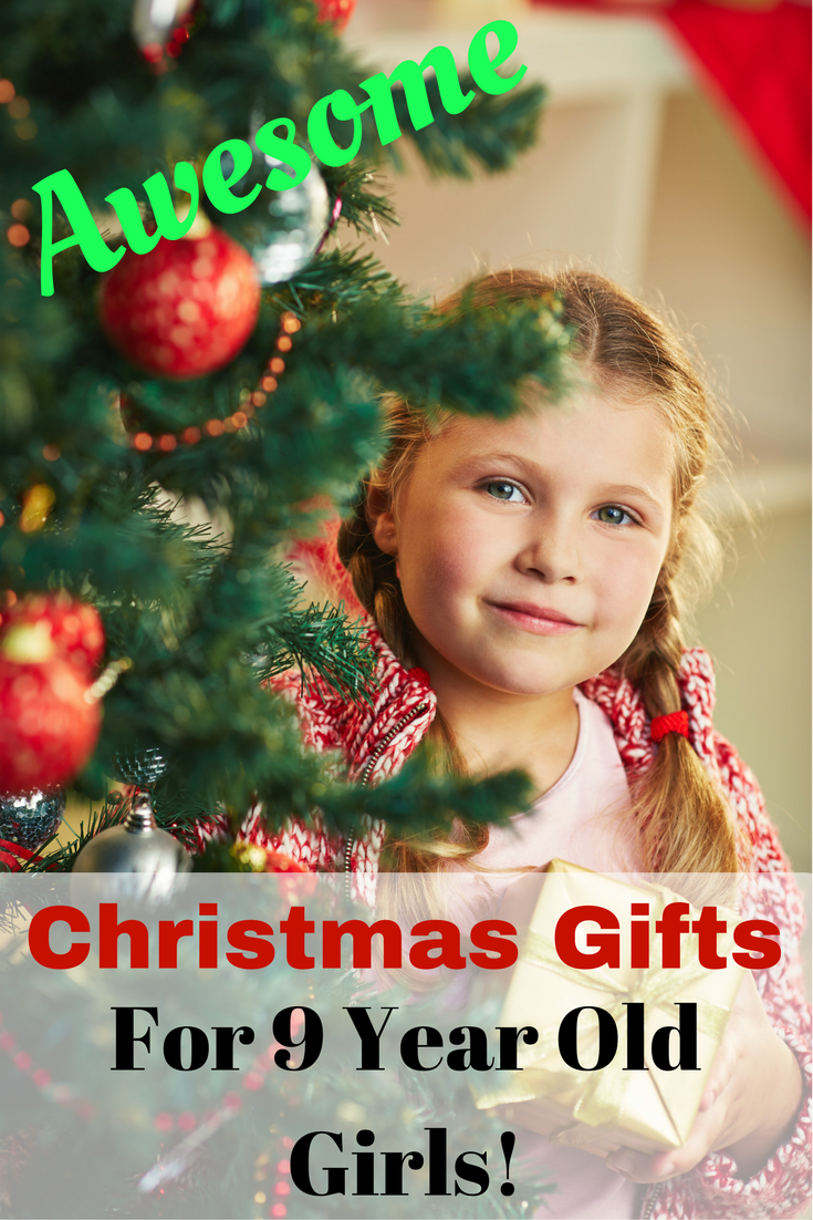 Great Gifts 9 Year Old Girls Will Love! TOP PICKS | Pinterest ...
