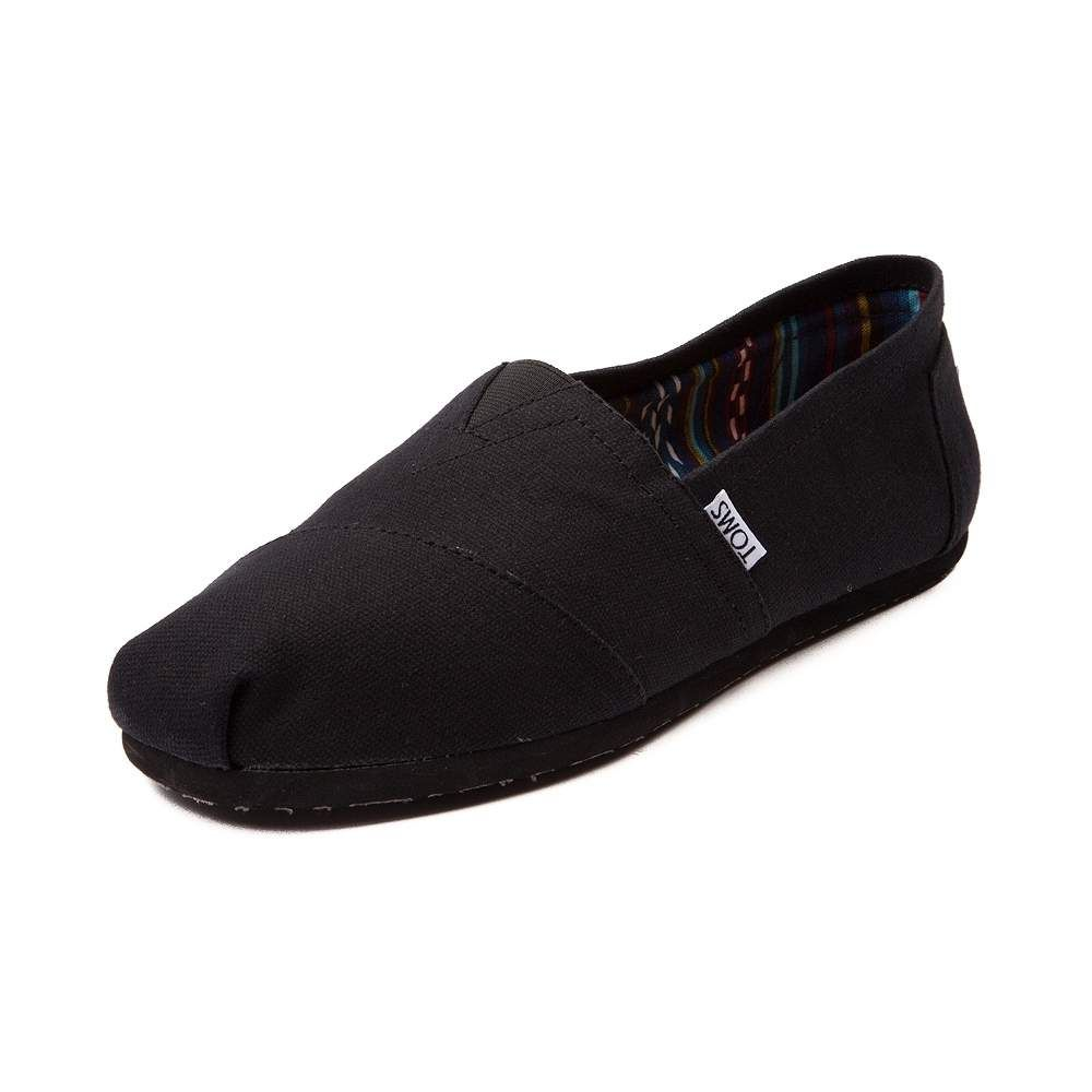 97b2c2428a Womens TOMS Classic Slip On Casual Shoe | Shopping list | Shoes ...