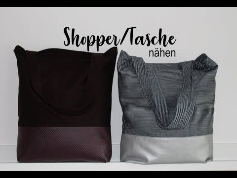 diy tutorial n hanleitung praktischer stoffbeutel stofftasche mit henkel selber n hen lernen. Black Bedroom Furniture Sets. Home Design Ideas