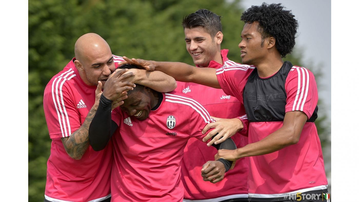 Fuori dal campo: istanti e immagini - Juventus.com