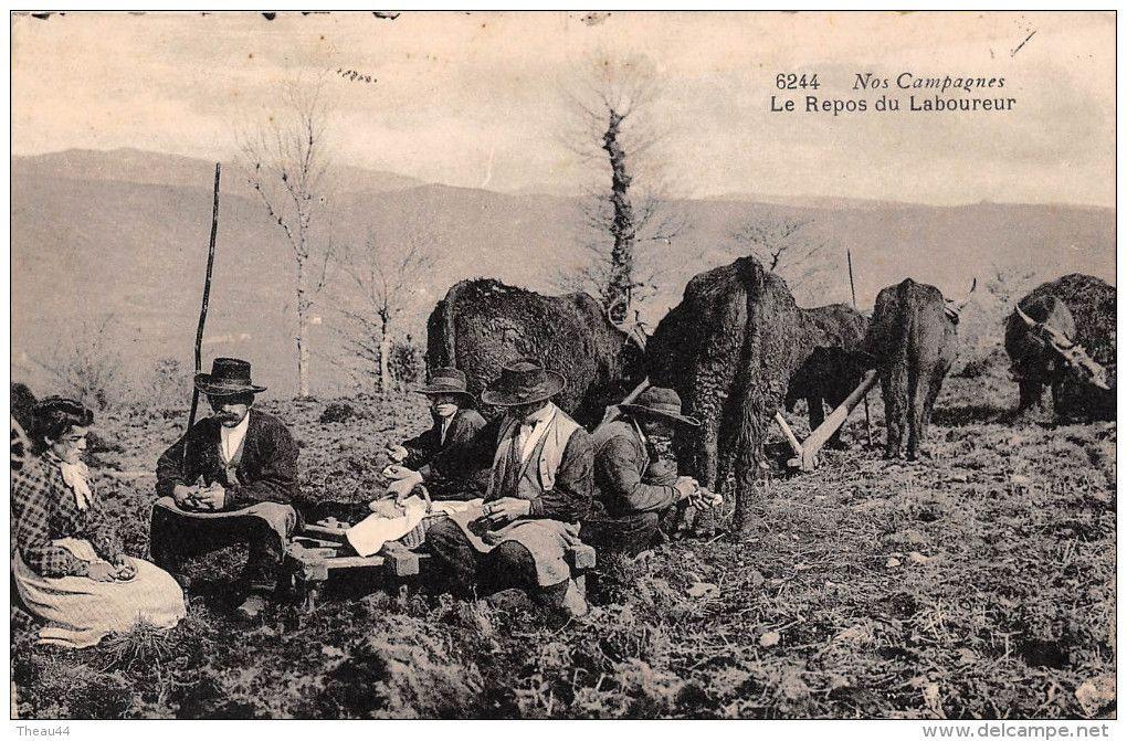 Cartes Postales / laboureur - Delcampe.fr | Metiers anciens | Pinterest | En passant and Bonheur