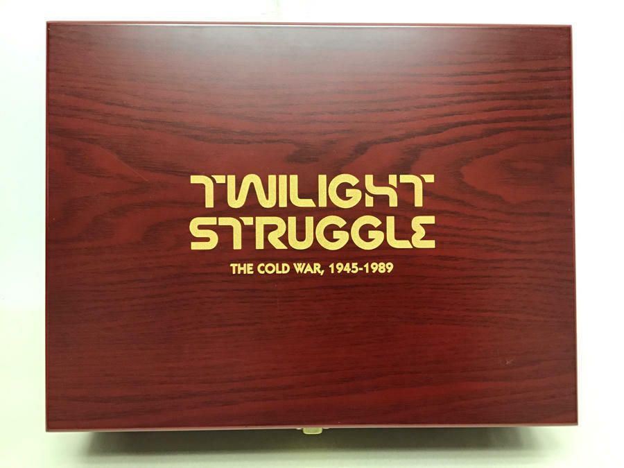 Image result for collectors edition twilight struggle