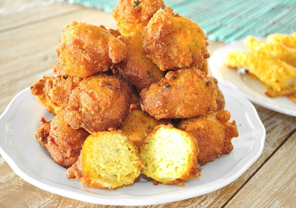 Glutenfree Hush Puppy Recipe (With images) Hush puppies