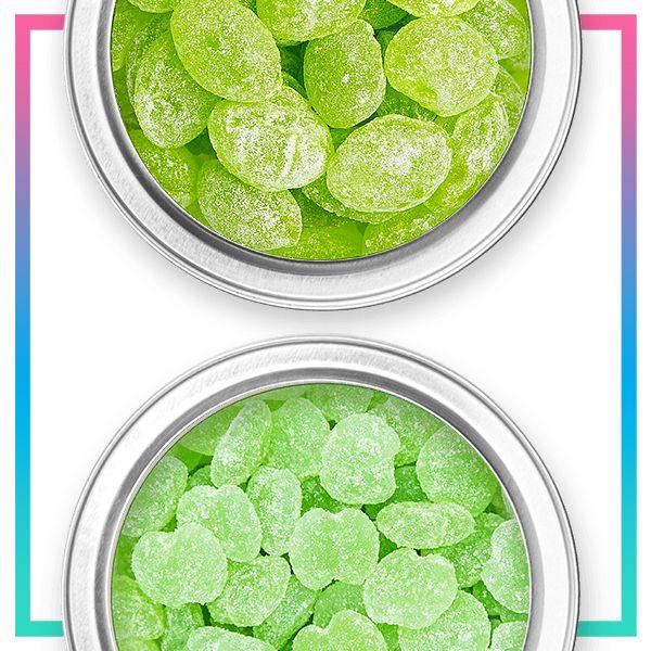 Green Apple Hard Candy ⬆️ Or ⬇️ Green Apple Sour Gummis