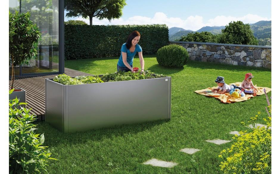 Raised Vegetable Bed In 2020 Vegetable Beds Raised Vegetable Bed Outdoor