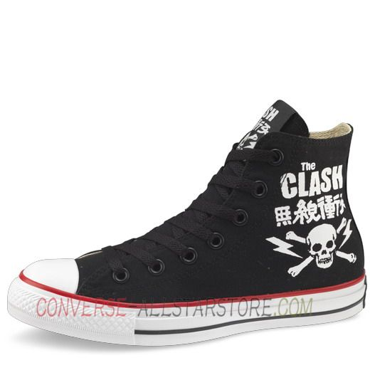 c057d32b0beba6 All Star The Clash  114001F  -  49.99   cheap converse chuck taylors ...