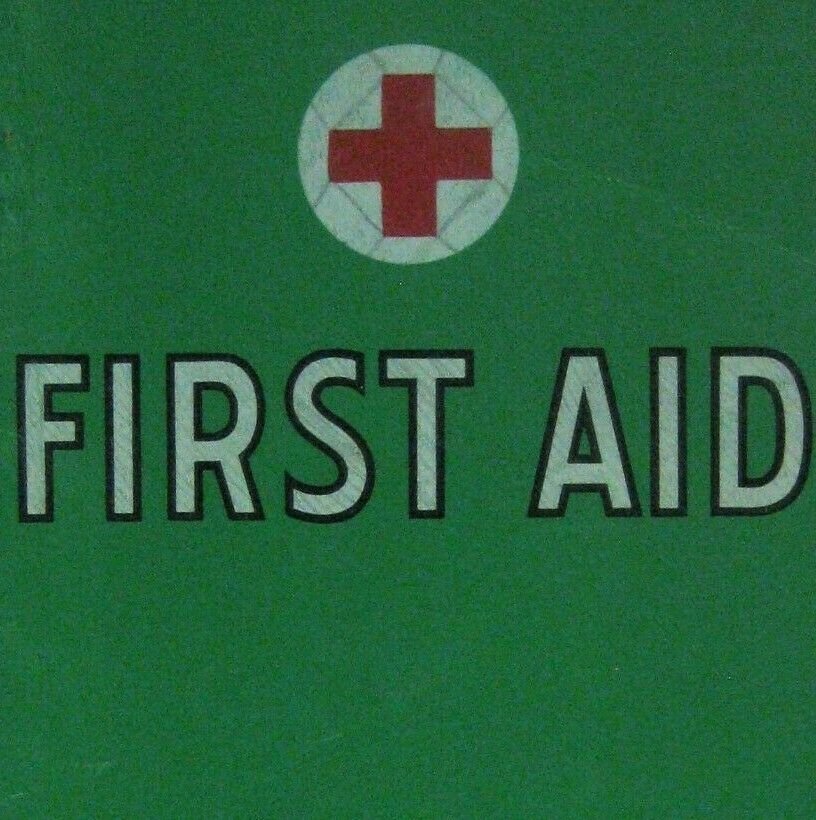 The American Red Cross First Aid 1957 Paperback Photographs 4th Ed Color Illustr Ebay In 2021 Red Cross First Aid American Red Cross Best Books To Read