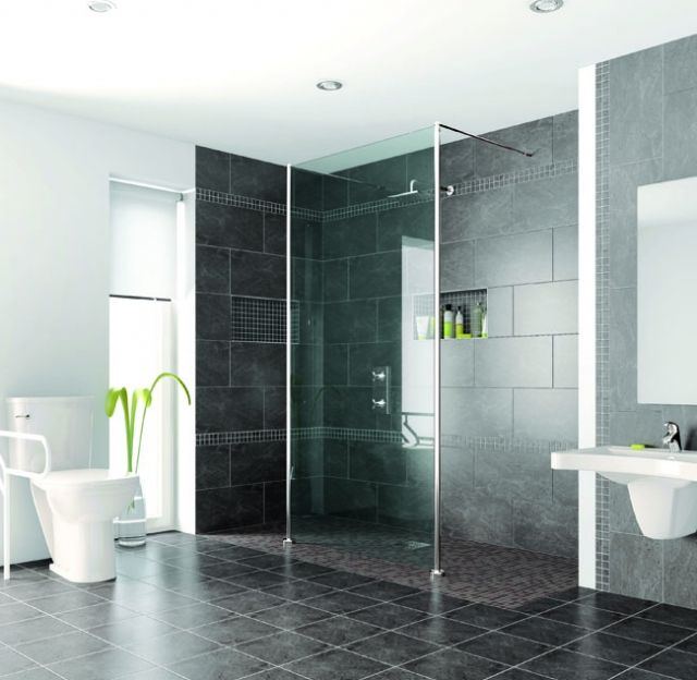 Tuff Form Curbless Shower System