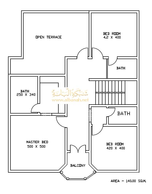 تصاميم فلل شقق رائعة اهداء الى جميع أعضاء عقار ستي الصفحة 6 Master Bedding Floor Plans Design