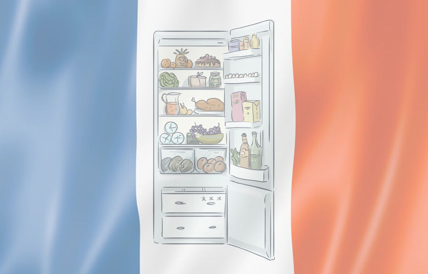 7 Things Nearly Every French Cook Has in Her Fridge — Chez Soi: At Home Like the French