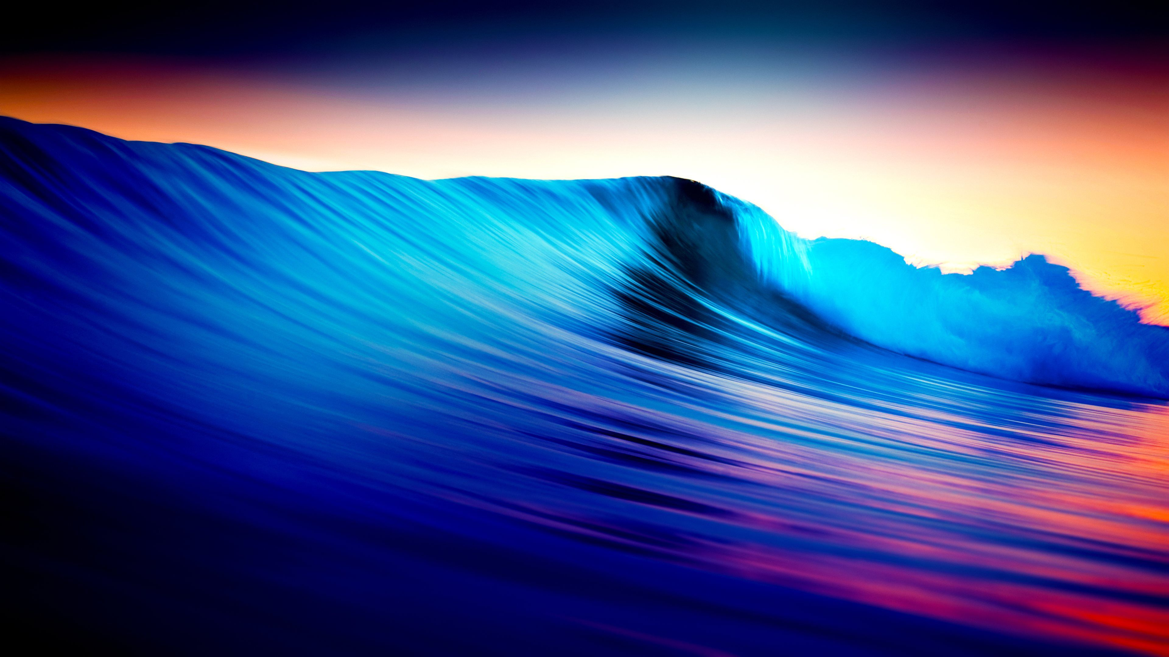 ultra hd wallpapers 4k Waves wallpaper, Uhd wallpaper