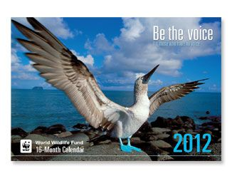 Donate to receive your 2012 WWF calendar!