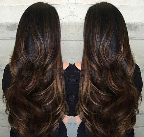 Pin By Andrea Aguilar On Dimensional Color Hair Hair