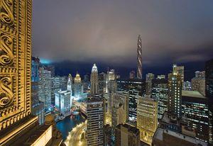 Chicago Spire Foreclosure