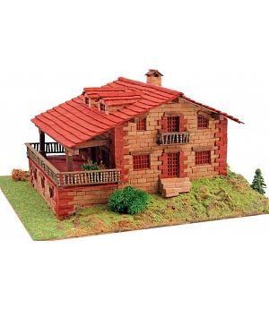Maqueta Cantabria 2 Keranova 30204 Casas En Miniatura Casas Estilo En El Hogar