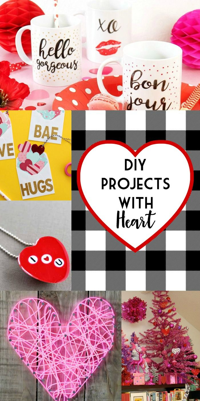 Diy Projects With Heart For Valentines Day Top Bloggers To