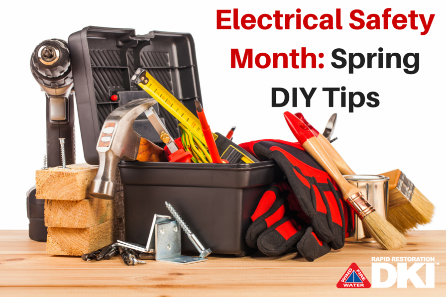 Electrical Safety Month: Think twice before considering a spring ...