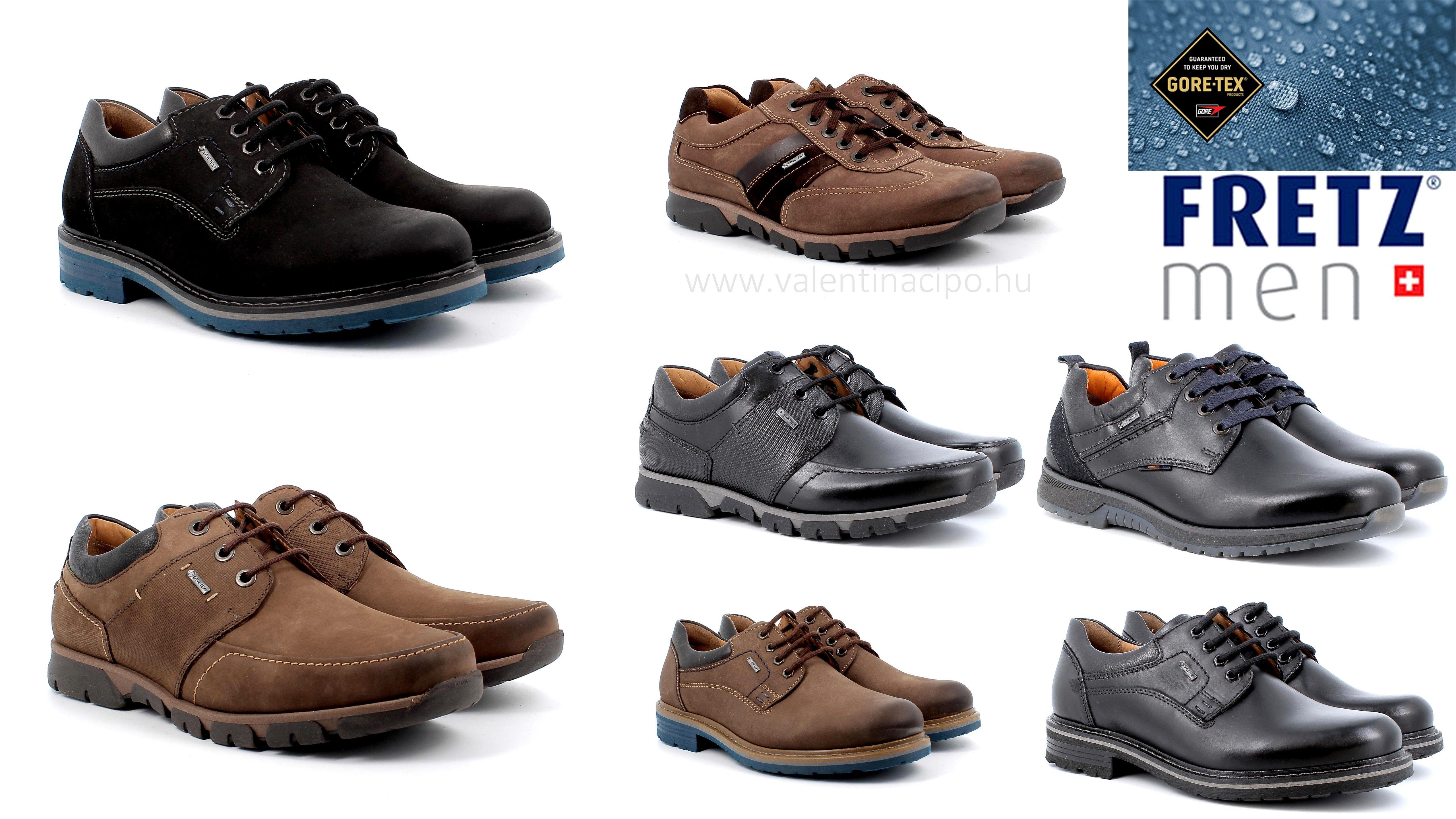 New FRETZ MEN Swiss men\u0026#39;s footwear