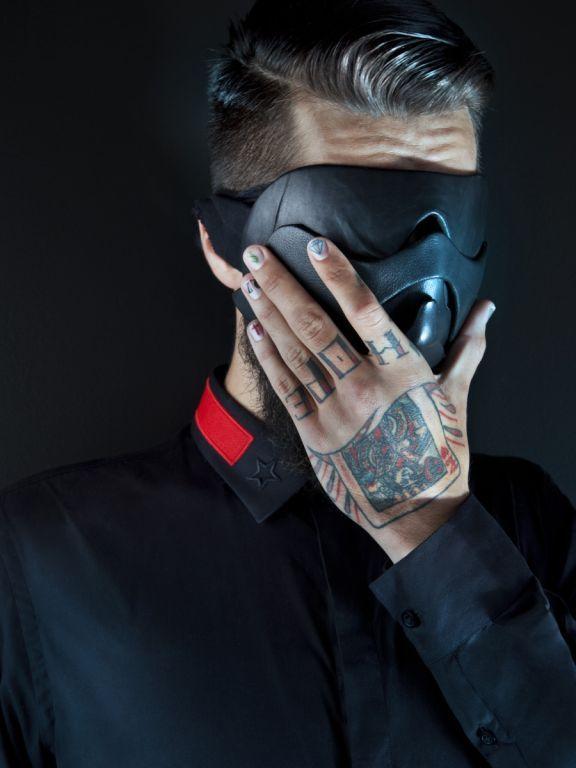 JOSH DANE / MAXIMILIANO PATANE / mask / on TTL Design