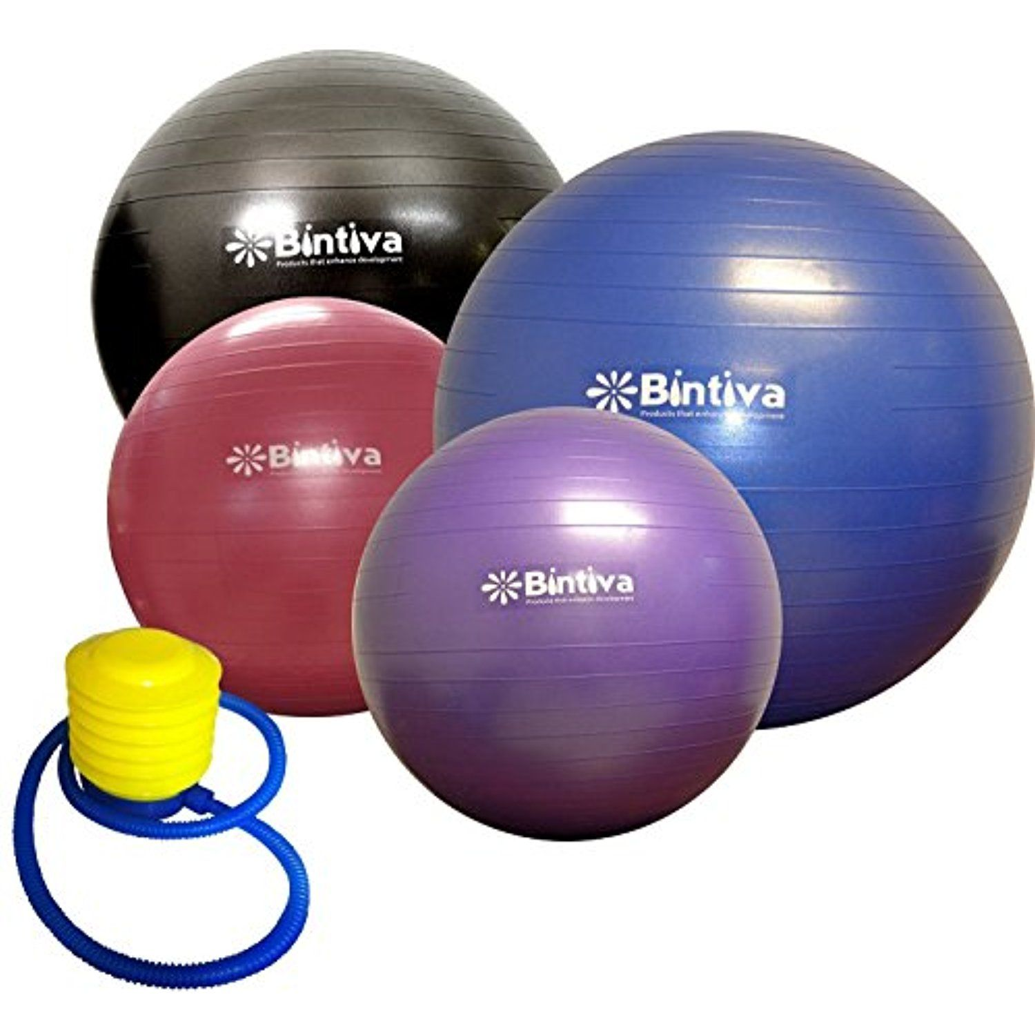 Anti-burst Fitness Exercise Stability Yoga Ball   Swiss 85ced0e95aa5