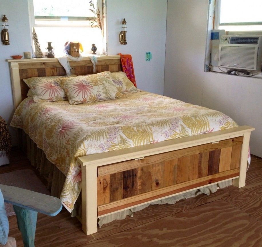 Amazing Diy Pallet Bed Ideas For You