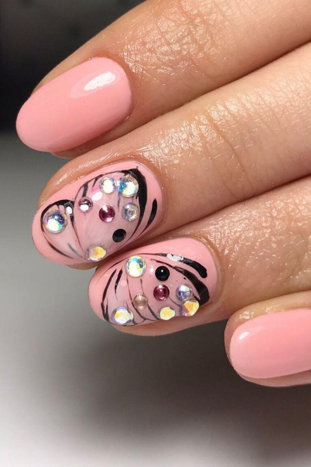 best nail art designs airbrush nails nail art design ideas nail ...
