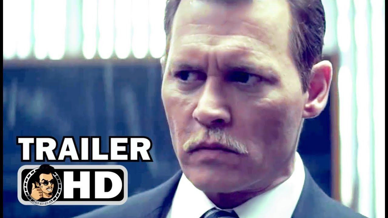 City Of Lies Official Trailer 2018 Johnny Depp Tupac Notorious Big T Thriller Movie Johnny Depp Notorious Big