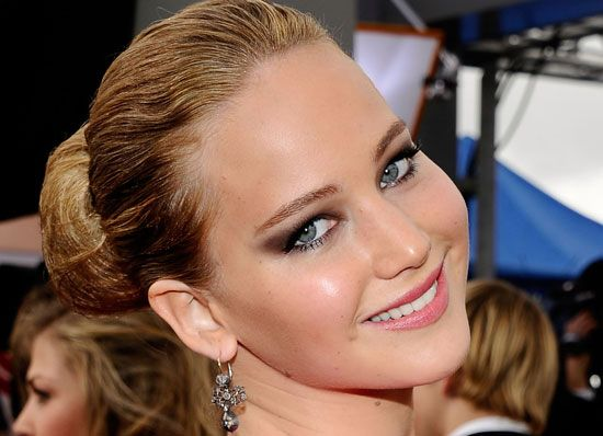 2011 SAG Awards: Jennifer Lawrence