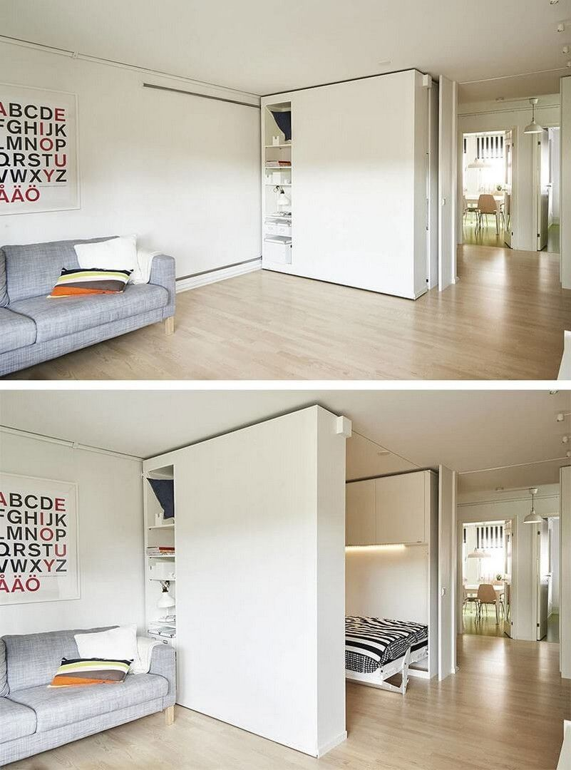 Small apartments ikea apartment spaces also mr kashyap pkadia   bhk house interiors design pune by trendy rh pinterest