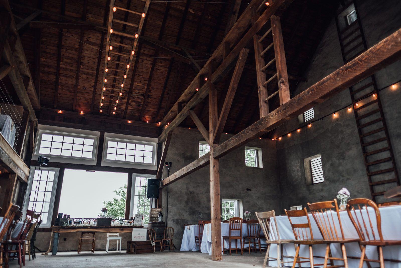 Durham Hill Farm Barn Wedding Venue Abigail Gingerale
